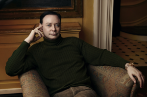 Andrew Solomon Photo: Annie Leibovitz