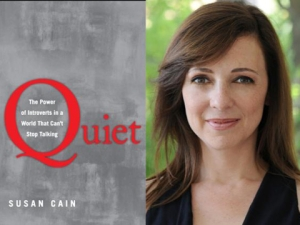 """Dr Little's insightful theories have a chapter dedicated in Susan Cain's revolutionary bestseller """"Quite"""" (Cahptered 9 , for those more detail-curious)"""