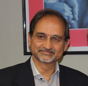 Dr Shekhar Saxena, Director of the Department of Mental Health and Substance Abuse at WHO.